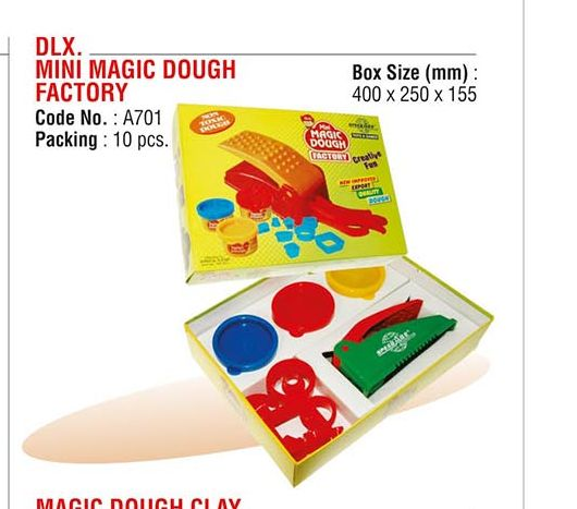 DLX. Mini Magic Dough Factory