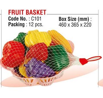 Fruits & Vegetables Toys