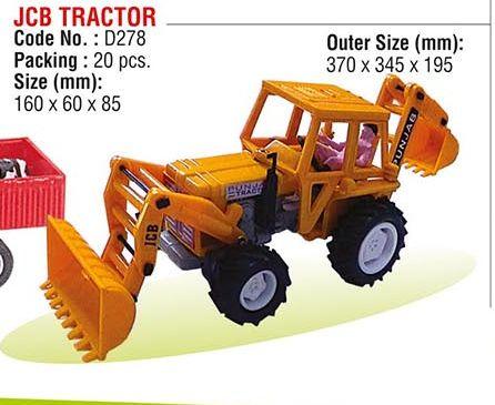 JCB Tractor