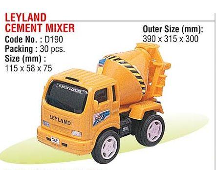 Leyland Cement Mixer