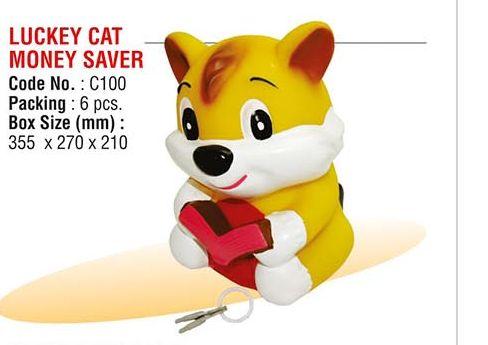 Lucky Cat Money Saver