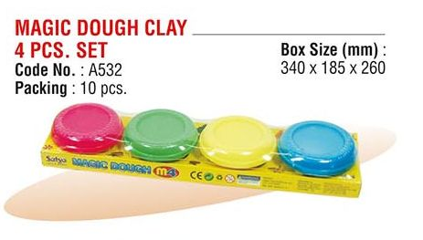 Magic Dough Clay