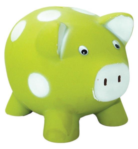 Piggy Money Bank Dlx.