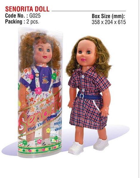 Senorita Doll