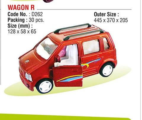 Wagon R Car