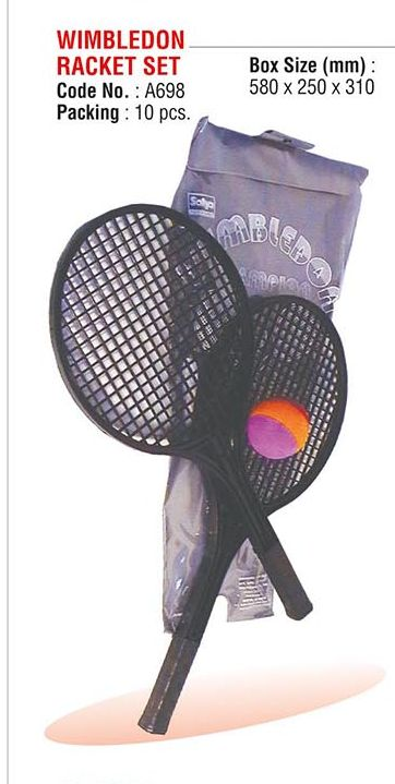 Wimbledon Racket Set