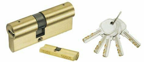 Cylindrical Door Lock (C2DC-1 BB)