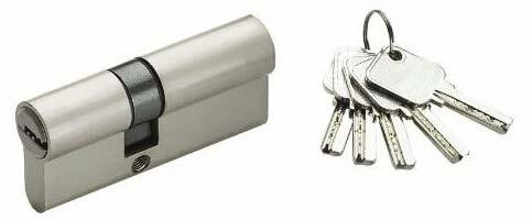 Cylindrical Door Lock (CDC-1 SN)