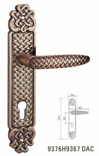Door Handles (9376H9367 DAC)