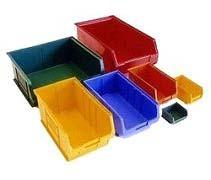 Polypropylene Plastic Bins