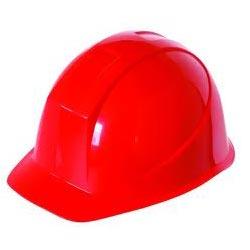 Safety Red Helmet