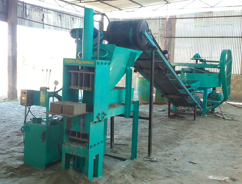Compressed Earth Block Making Machine Manufacturers