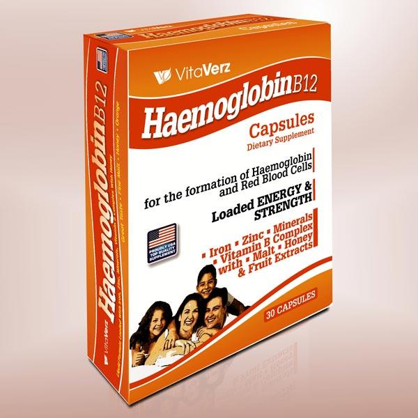 Vitaverz Haemoglobin Capsules