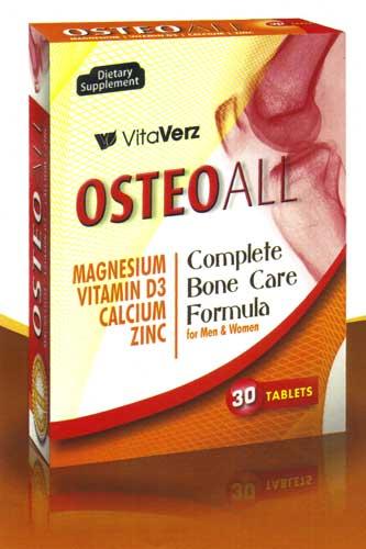 Vitaverz Osteo All Tablets