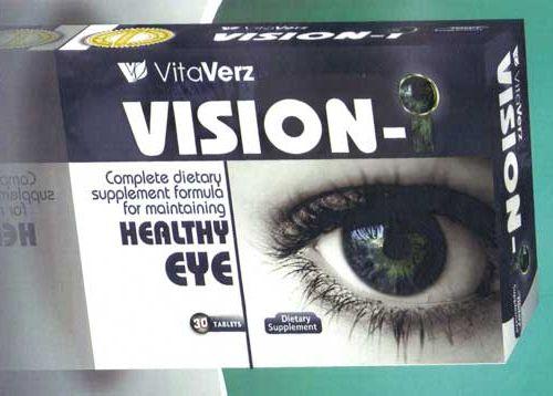 Vitaverz Vision I Tablets