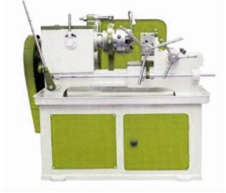 Bed Type Pipe & Bolt Threading Machine