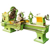 Bridge Type Lathe Machine
