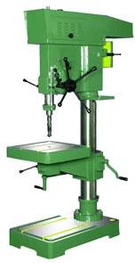 Heavy Duty Pillar Type Drilling Machine