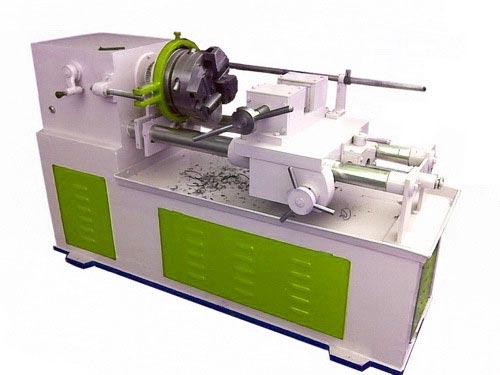 Pillar Type Pipe Threading Machine