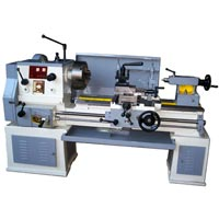 Semi Geared Head Lathe Machine