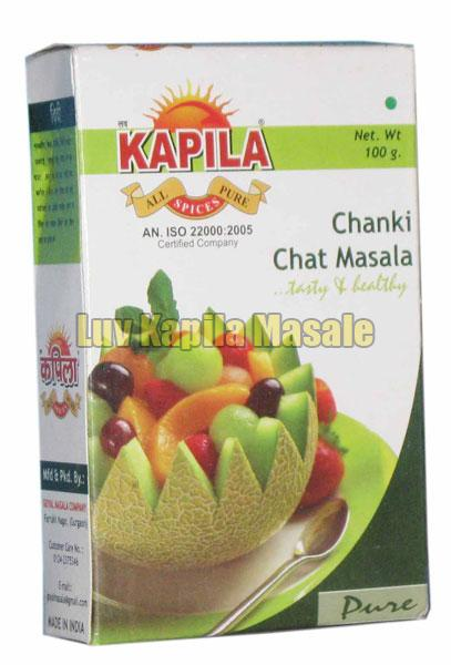 Chanki Chat Masala