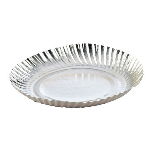 Disposable Laminated Paper Plate 01