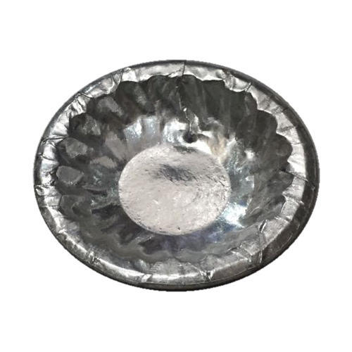 Disposable Silver Laminated Bowl 01