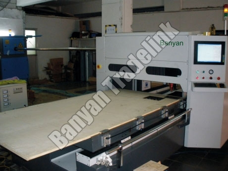 Laser Die Board Cutting Machine (H-I)