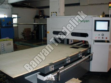 Laser Die Board Cutting Machine H-I
