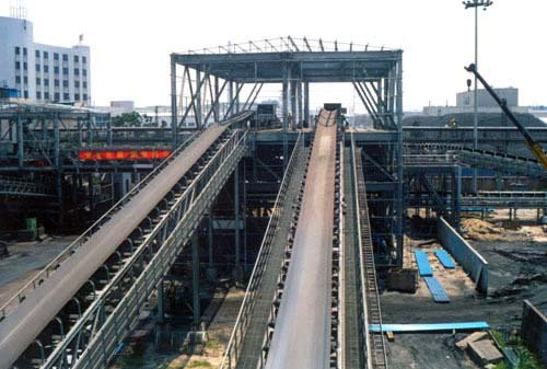 Coal Handling Conveyor