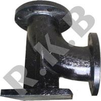Cast Iron Duck Foot Bend