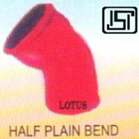 Half Plain Bend