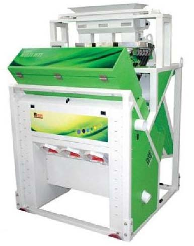 Multi Jett Color Sorter