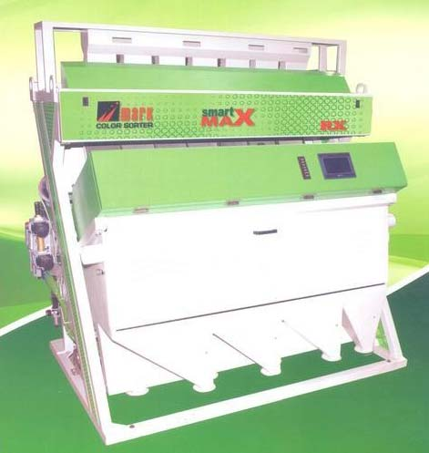 Smart Max RX Wheet Color Sorter