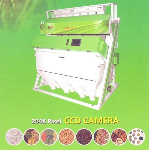 Smart Max V3 Boiled Color Sorter