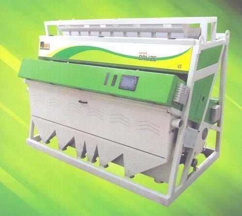 Steam Rice Color Sorter Machine
