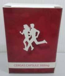 Cergas Capsule 500 mg (30 Capsules)