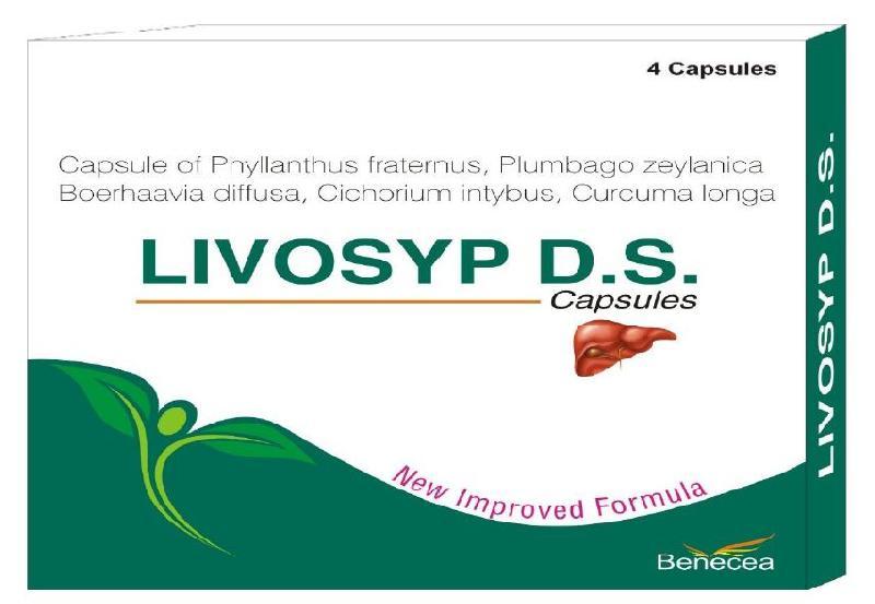 Livosyp D.S. Capsules