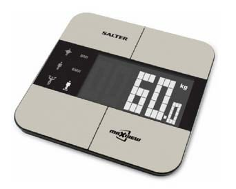 Salter Full Body Analyser Scale