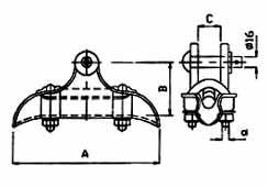Suspension Clamps Manufacturers