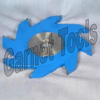 Carbide Tipped Slotting Cutters