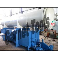 Pressure and Vaccum Treatment Plant