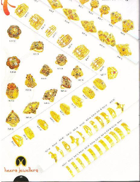 Gold Ring 02