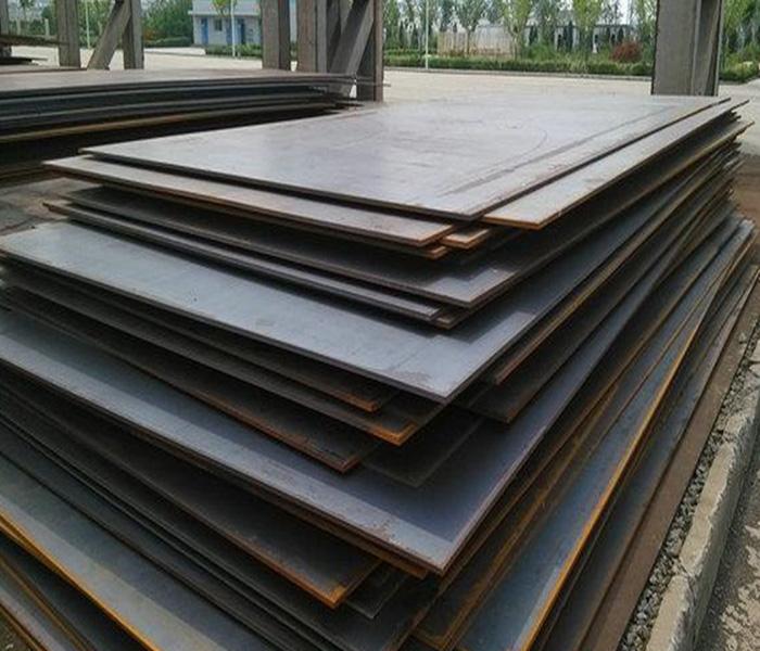 Ballistic Steel Plate 01
