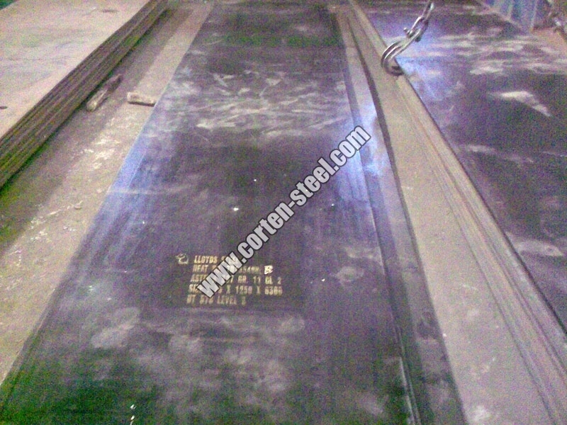 Low Alloy Steel Plate (ASTM A-SA-387)
