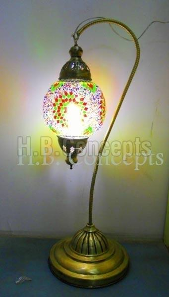 Mosaic Floor Lamps