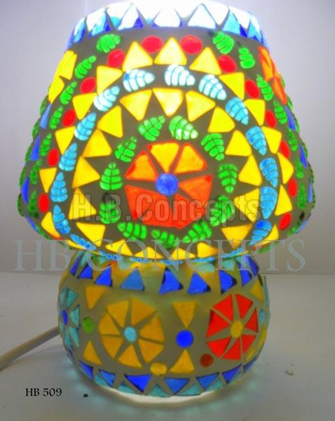 Beaded Table Lamps