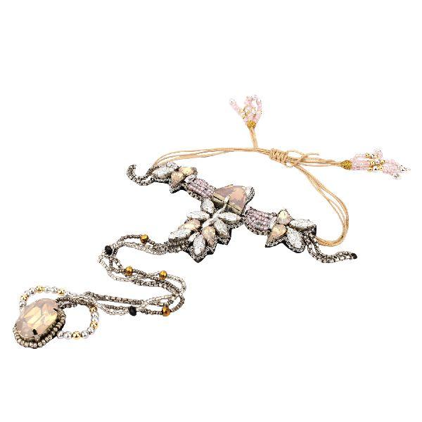 Fashion Bracelet With Ring