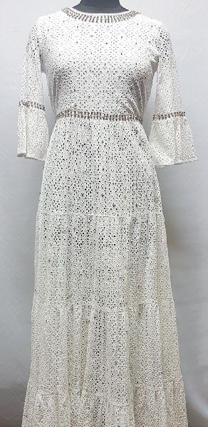 Ladies Long Dress 01