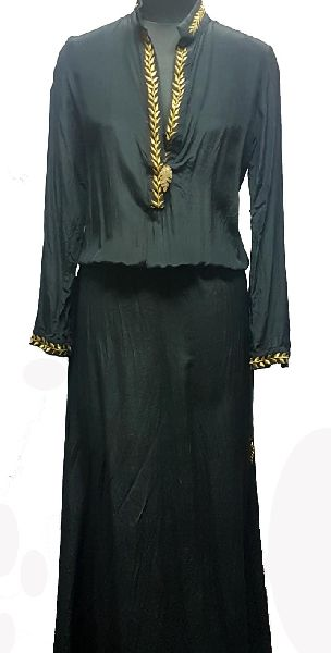 Ladies Long Dress 02